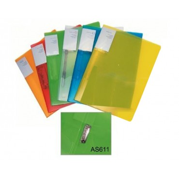 A4 Clip File, 1C(AS series), AS611